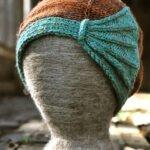 Örme Şapka Desenleri 107