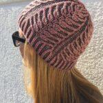 Örme Şapka Desenleri 10