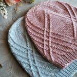 Örme Şapka Desenleri 119