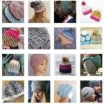 Örme Şapka Desenleri 120
