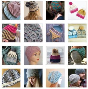 Örme Şapka Desenleri