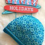 Örme Şapka Desenleri 19