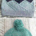 Örme Şapka Desenleri 21