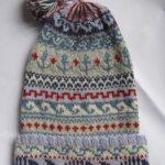 Örme Şapka Desenleri 25