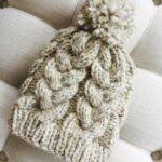 Örme Şapka Desenleri 2