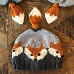 Örme Şapka Desenleri 36