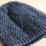 Örme Şapka Desenleri 3
