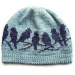 Örme Şapka Desenleri 42