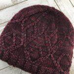 Örme Şapka Desenleri 44