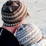 Örme Şapka Desenleri 45