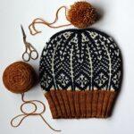 Örme Şapka Desenleri 46