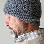 Örme Şapka Desenleri 48
