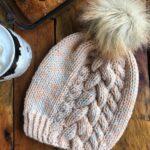 Örme Şapka Desenleri 4
