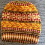 Örme Şapka Desenleri 49
