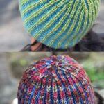 Örme Şapka Desenleri 53