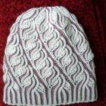Örme Şapka Desenleri 59