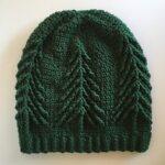 Örme Şapka Desenleri 63