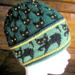Örme Şapka Desenleri 65