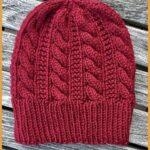 Örme Şapka Desenleri 66