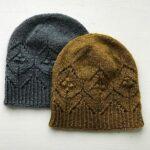 Örme Şapka Desenleri 70