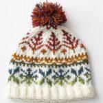 Örme Şapka Desenleri 76