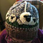 Örme Şapka Desenleri 77