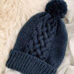 Örme Şapka Desenleri 78