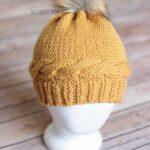 Örme Şapka Desenleri 80