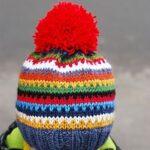 Örme Şapka Desenleri 81