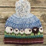 Örme Şapka Desenleri 84