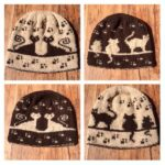 Örme Şapka Desenleri 87