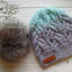 Örme Şapka Desenleri 90