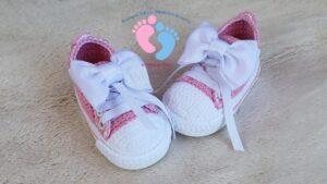 Tığ İşi Bebek Patik Örnekleri ve Yapılışı Anlatımlı 2
