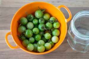 Yeşil Domates Turşusu Nasıl Yapılır? 4