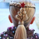 Basit Çocuk Saç Modelleri 18
