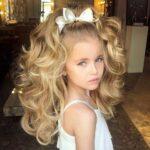 Basit Çocuk Saç Modelleri 21