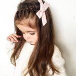 Basit Çocuk Saç Modelleri 41