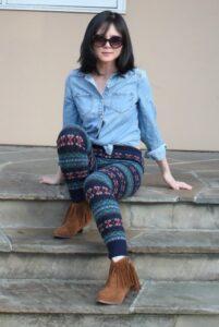 Eski Kazaktan Pantolon Nasıl Yapılır? 9