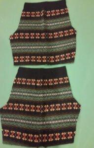 Eski Kazaktan Pantolon Nasıl Yapılır? 10