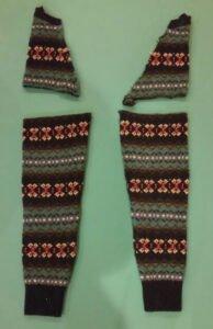 Eski Kazaktan Pantolon Nasıl Yapılır? 1