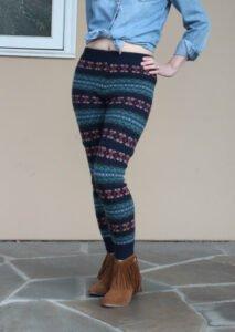 Eski Kazaktan Pantolon Nasıl Yapılır? 7