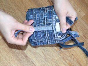 Eski Kottan Sepet Nasıl Yapılır? 9