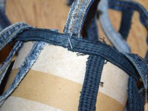Eski Kottan Sepet Nasıl Yapılır? 11