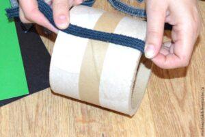 Eski Kottan Sepet Nasıl Yapılır? 1