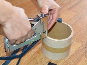 Eski Kottan Sepet Nasıl Yapılır?