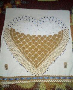 Kalpli Göbekli Havlu Kenarları 1