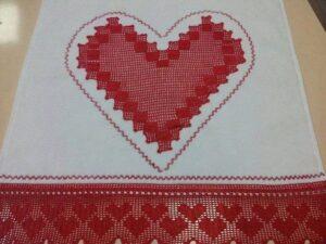 Kalpli Göbekli Havlu Kenarları 3