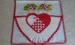 Kalpli Göbekli Havlu Kenarları 6