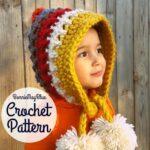 Kız Bebek Şapkaları Modelleri 9