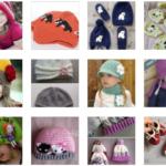 Kız Bebek Şapkaları Modelleri 106